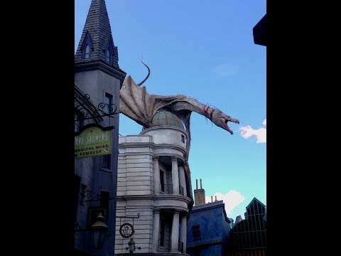 Universal Studios - Wizarding World of Harry Potter