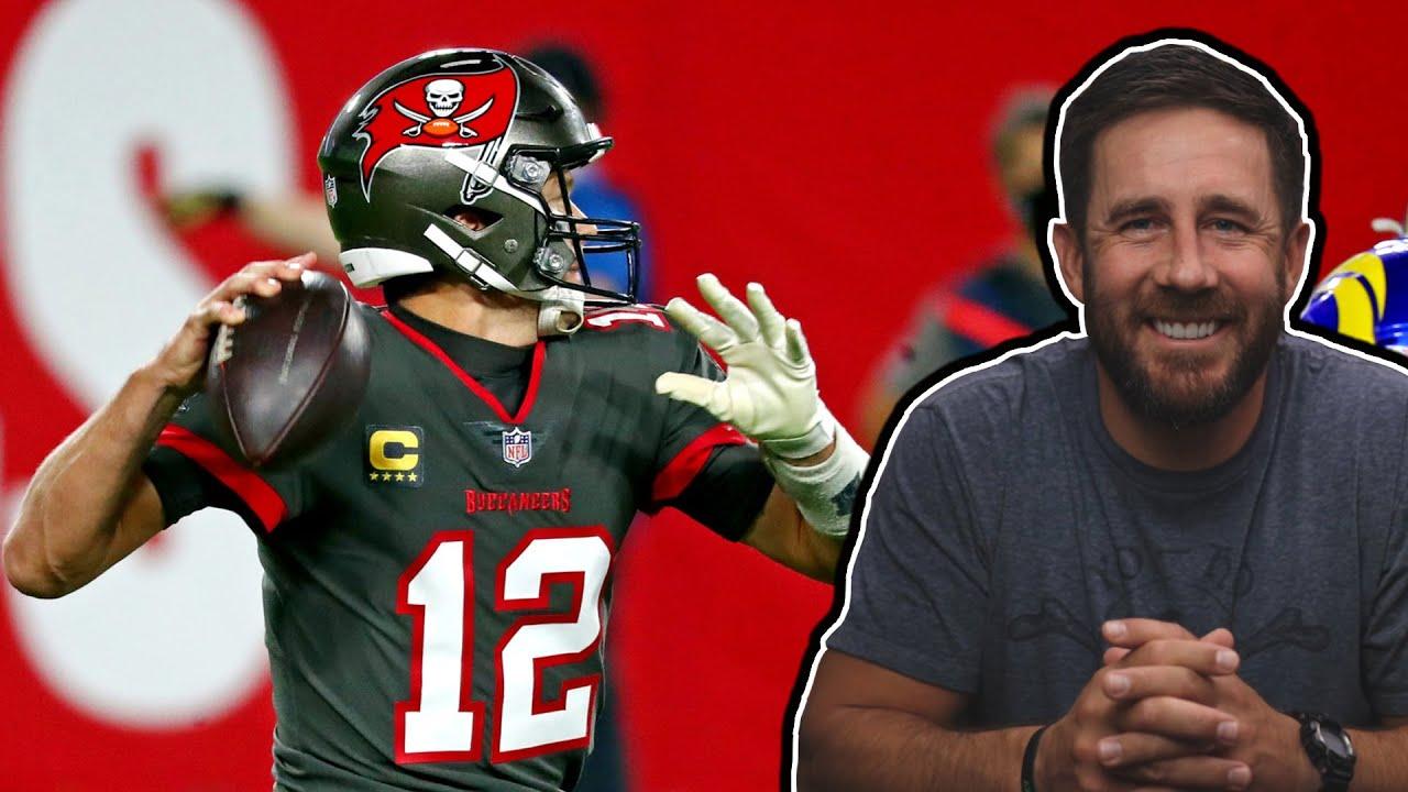 Tom Brady's Two INTs vs the Rams