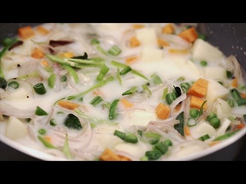 How to Make Kerala Style Vegetable Stew | Healthy Indian Curry Recipe | Glamrs Food