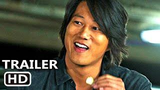 SNAKEHEAD Trailer (2021) Sung Kang