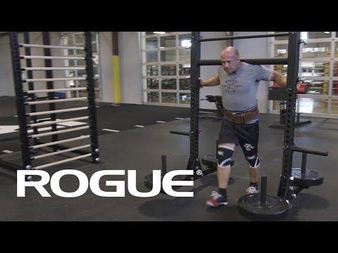 How To Use a Rogue Yoke with Steve Slater