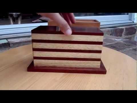 6. Fountain pen box