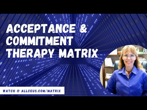 ACT Matrix What Every Counselor Should Know | Counselor Toolbox Episode 104