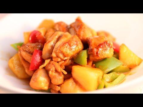 Fried Chicken with Bell Pepper / 大盤雞(非傳統)