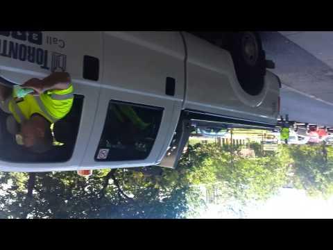 City of Toronto Parking Violation
