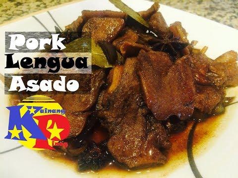 Pork Lengua Asado