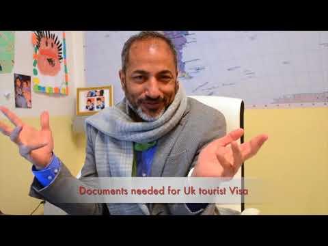 Document needed for Uk Visa