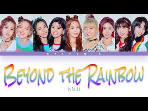 NiziU - Beyond the Rainbow Color Coded Lyrics Video 歌詞 |JAP|ROM|ENG|