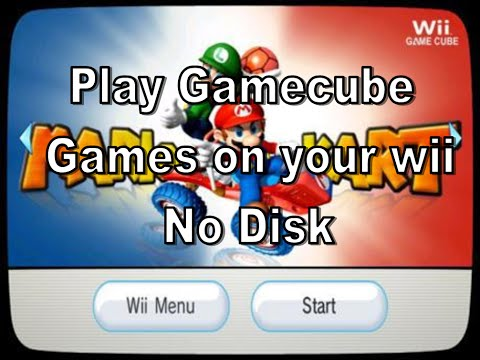 New Easy Nintendont tutorial 2015:Play Gamecube Games on your wii (No Disk)