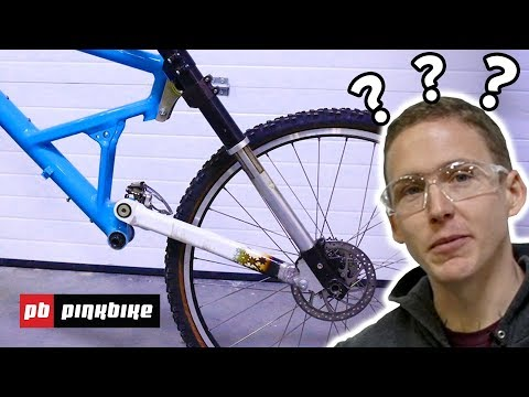 Cannondale's Weirdest Prototype Mountain Bikes...