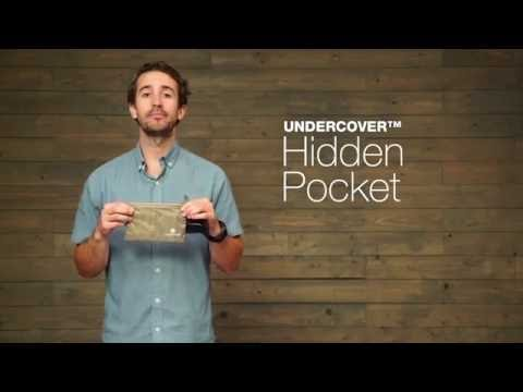 Undercover Hidden Pocket | Eagle Creek