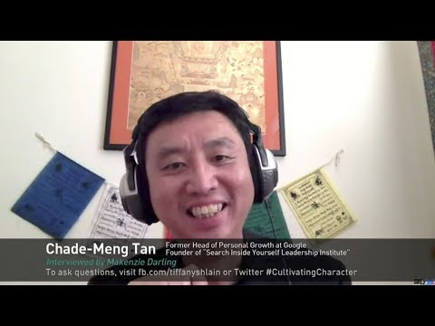 Character Day Interview with Chade-Meng Tan
