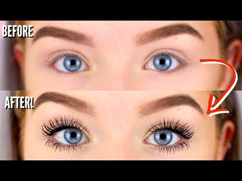 HOW TO GET AMAZING LASHES!! DRUGSTORE MASCARA ROUTINE | sophdoesnails