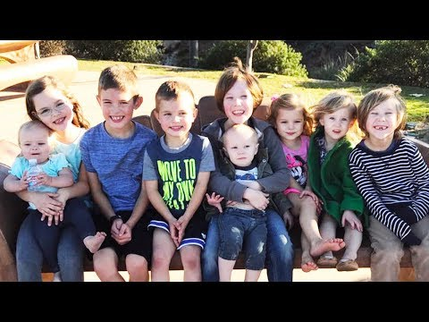 J HOUSE VLOGS PARK PLAY DAY WITH 9 KIDS