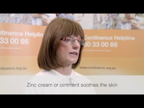 Good skin care and incontinence