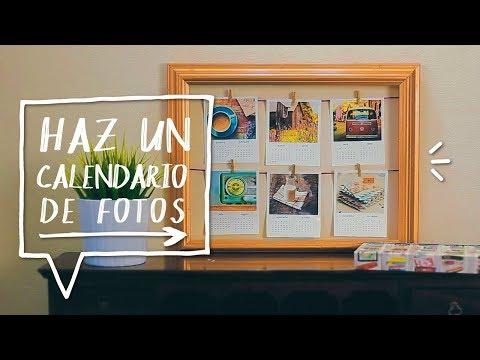 📷¡DIY CALENDARIO DE FOTOS! | Manualidades Fáciles para Decorar Tu Cuarto ✨ Alejandra's Styles