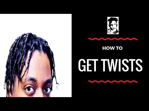 HOW TO GET TWISTS IN HAIR FOR MEN WITHOUT SPONGE   WINSTONEE