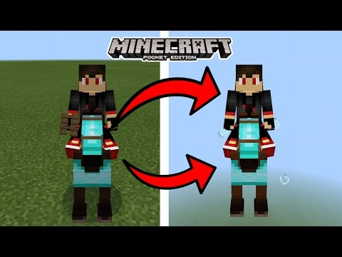 How To FLY a HORSE in MEPE!! | Flying a Horse in Minecraft Pocket Edition