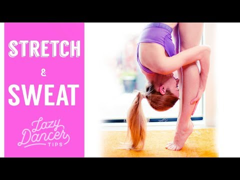 Get a Flexible and Toned Body - 10 Minute Stretch & Sweat Workout