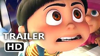 DЕSPІCАBLЕ MЕ 3 New Crazy Kid Tv Spot + Trailer (2017) Minions Animation Movie HD