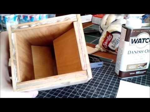 Making a Dice Tower