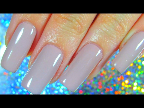 DIY Perfect Gel Manicure At Home