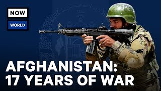 Download War in Afghanistan: 17 Years Later | NowThis World Video