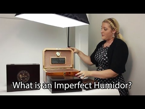 What is an Imperfect Humidor?