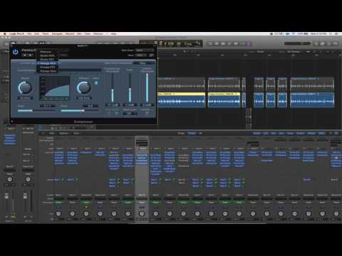 How to Mix Your Vocals with Logic Pro X Stock plugins