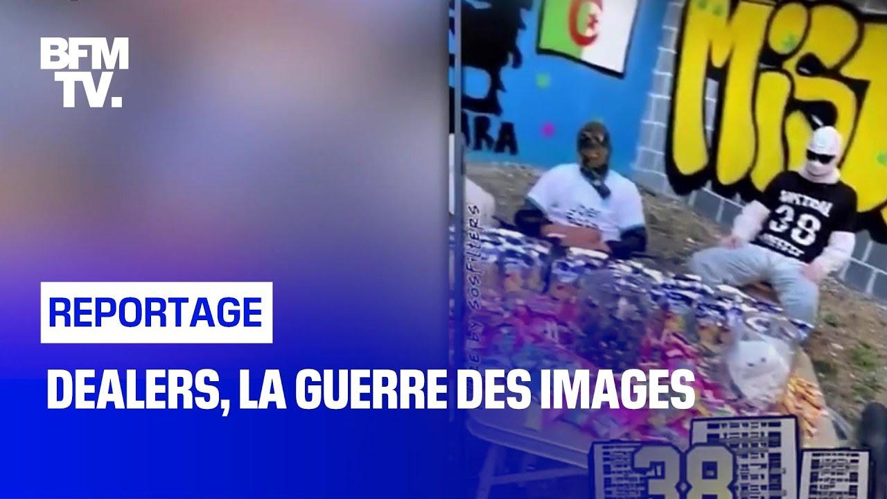 Dealers, la guerre des images