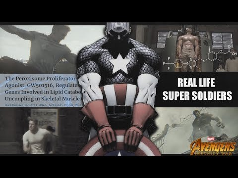 Metabolic Dominance: The Real Captain America Super Soldier Research