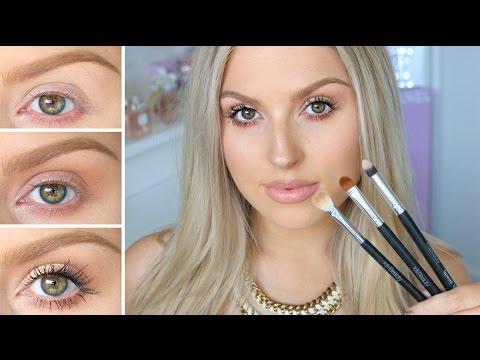 Three Step Eyeshadow For Beginners! ♡ Simple, Everyday