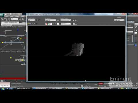 3ds Max: How to - Simple Animation and Rendering an Animation