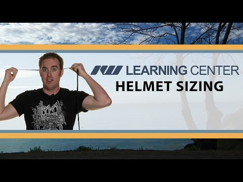 How to Properly Size a Helmet