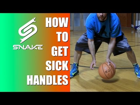 How to Get Sick Handles in Basketball - Best Dribbling Secret