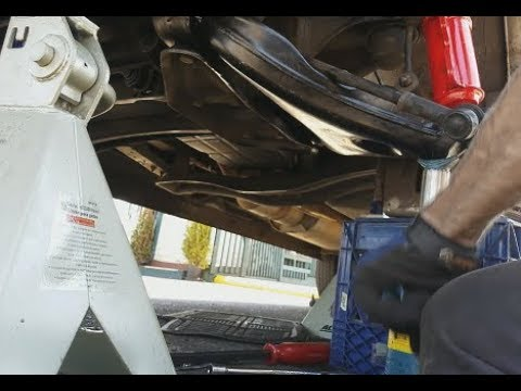 How to replace control arms/ball joints on a Sprinter [2002-2006 Dodge/Freightliner/Mercedes]