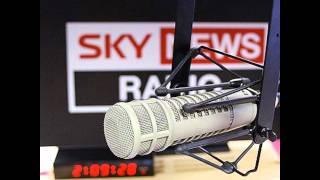 Sky News   Radio News Bulletin