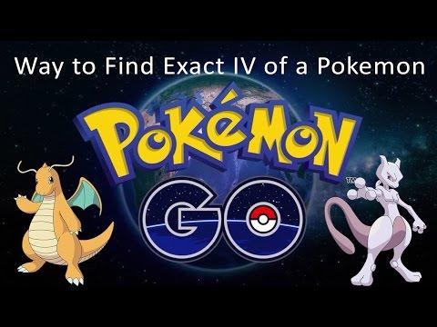 How to find exact IVs of your Pokemon - PokeAdvisor/Pogobag.me