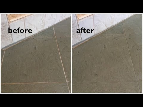 All-in-One Grout Color & Sealer