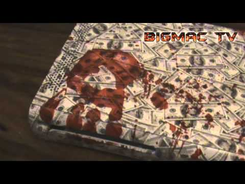 Custom xbox console (blood money) BIGmac TV