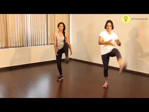 How To Do DOUBLE LEG HOP With Leg Lifts