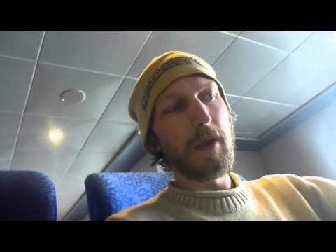 Condor Liberation Ferry from St Helier Jersey to Poole England Part 3   Oct 2015