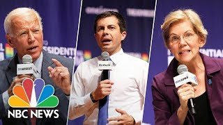2020 Presidential Candidates Take On LGBTQ Issues At GLAAD Forum | NBC News