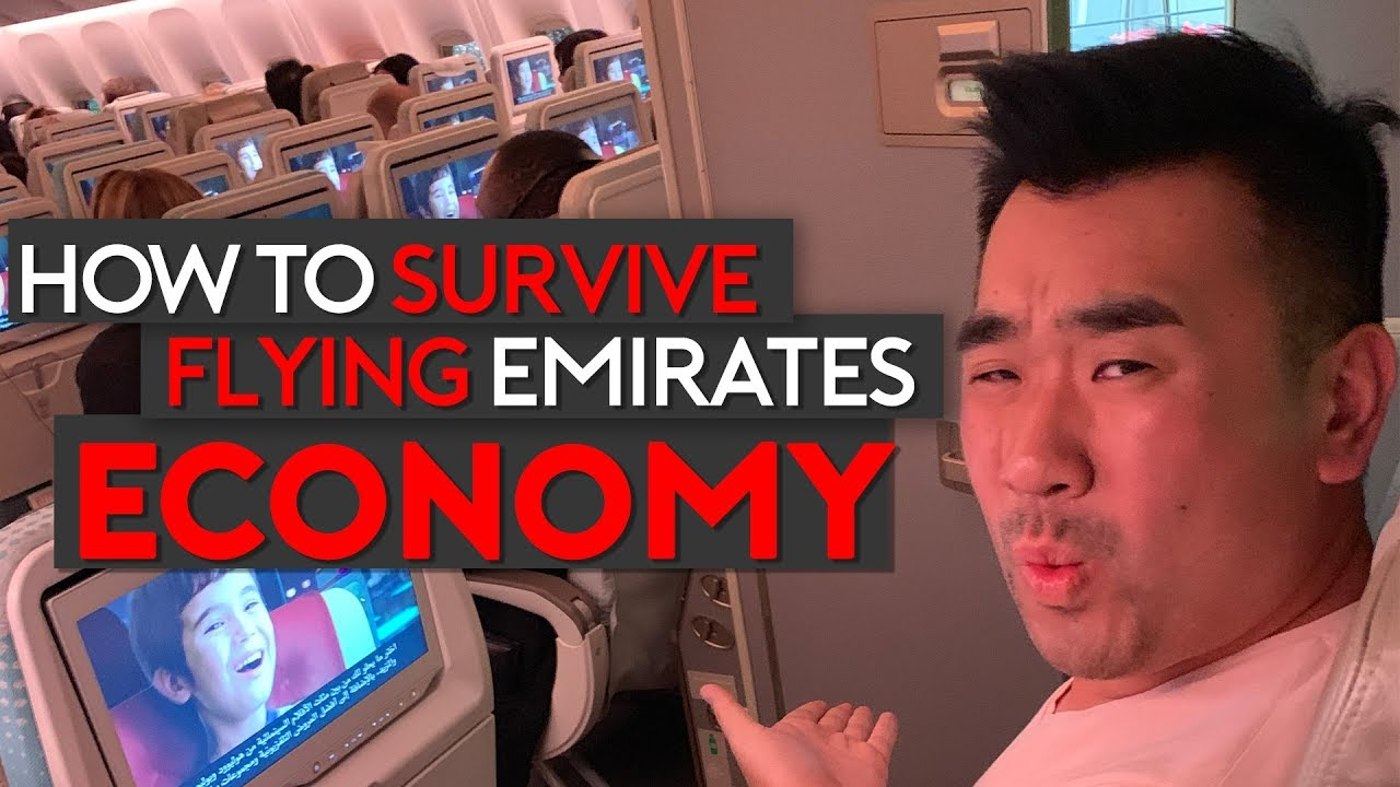 Download How to Survive Flying Emirates Economy Class (Top Tips) MP3 Gratis