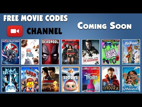 Free Movie Codes Channel