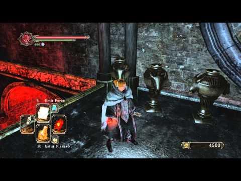 Dark Souls 2: Iron Keep: Lava Item 5