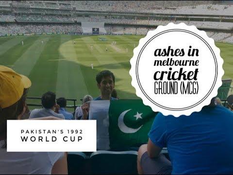 Melbourne Cricket Ground MCG   Pakistan 1992 Cricket World Cup