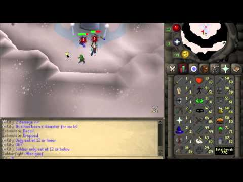 [07RS] How to get Ice Gloves as a (level 3) skiller