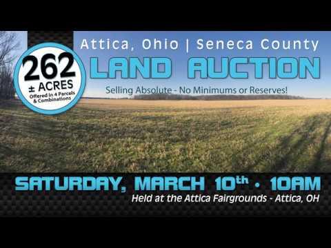 RES Auction Services: Seneca Co. Ohio Land Auction