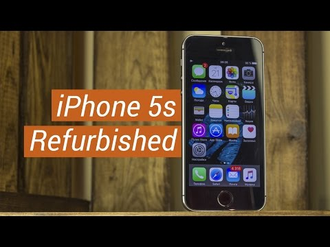 iPhone 5S Refurbished из Китая. Предварительный обзор iPhone 5S Refurbished. Вся правда о рефах